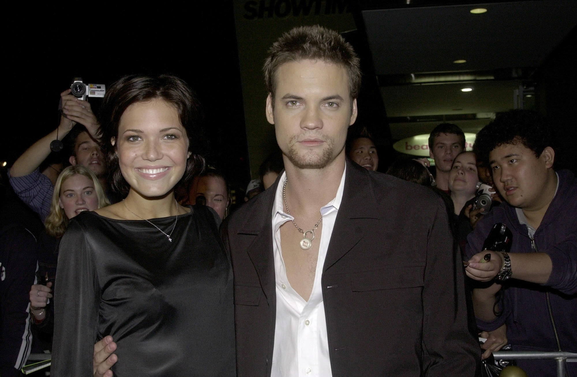 Shane West says he and Mandy Moore crushed on each other filming 'A Walk to Remember' - Yahoo Entertainment