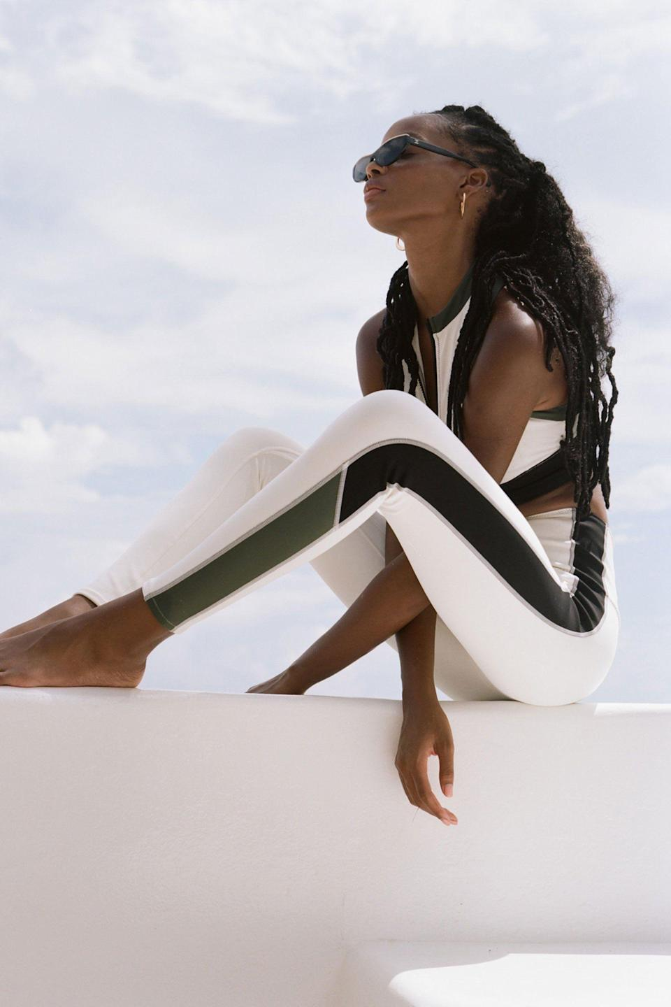 "<p class=""body-dropcap"">Want to physically elevate your workout with activewear that actually performs? The best solution is the right pair of compression leggings—those that have been proven to boost health benefits. </p><p class=""body-text"">Technologically advanced, compression leggings offer the best fit and really hold you in in all the right places, whether your workout is low impact or high intensity. You should anticipate for compression leggings to feel much tighter than traditional workout leggings, but they should not dig into your skin and feel uncomfortable. Available in a range of actual pressures, they may require trial and error to find the proper fit for your routine. Also, do a moisture test (fabric is only moisture-wicking if water evaporates quickly), meaning moisture will easily spread into the fabric so you stay cool and dry.</p><p class=""body-text"">The following revolutionary compression leggings will help you reach the highest levels of blood circulation to enhance your performance and help avoid post-muscle soreness and pain, seriously!</p>"