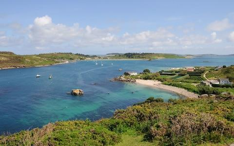Tresco - Credit: Getty