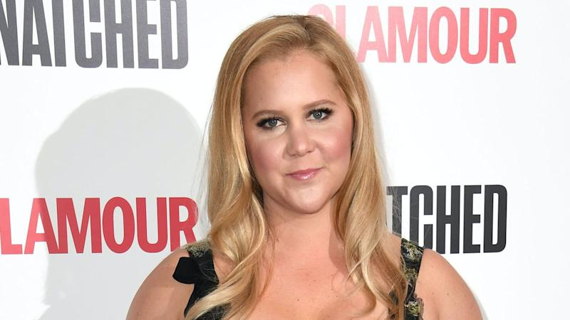 Amy Schumer shares sweet message on son's first birthday