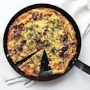 """Make it for brunch, save some for dinner. Or vice versa. A salad on the side is nice if you have time. <a href=""""https://www.epicurious.com/recipes/food/views/mushroom-leek-and-fontina-frittata-51143040?mbid=synd_yahoo_rss"""" rel=""""nofollow noopener"""" target=""""_blank"""" data-ylk=""""slk:See recipe."""" class=""""link rapid-noclick-resp"""">See recipe.</a>"""
