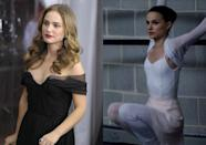 """<p>In order to play a tortured ballet professional, Portman committed to a grueling training regime that involved 8 hours of dance rehearsals a day while basically eating just carrots and almonds, to lose 20lbs. """"There were some nights that I thought I literally was going to die,"""" she admitted.</p>"""