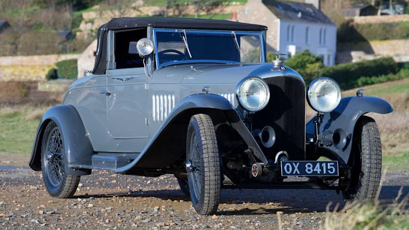 1928 Bentley 4.5 Litre Drophead Sport