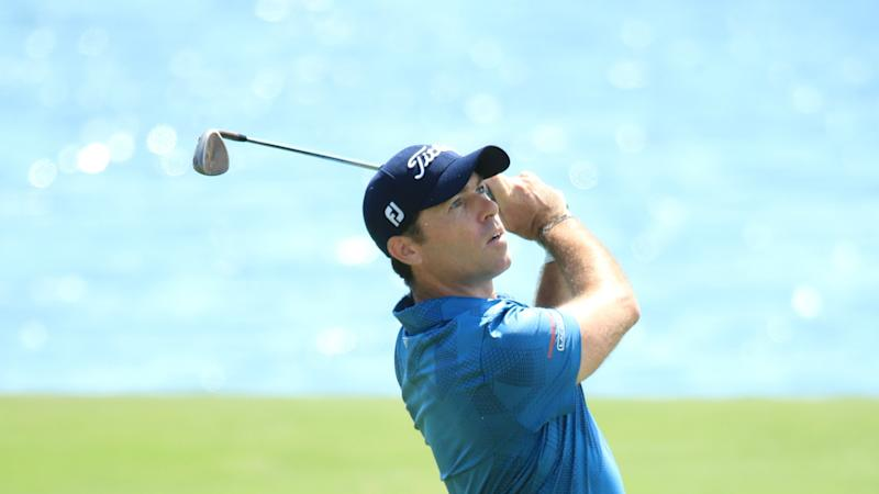 Guerrier takes 5-shot lead at Portugal Masters