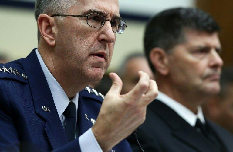 General John Hyten, who heads the US military's Strategic Command, told lawmakers that a single ground-launched cruise missile is not a significant threat, but the calculus changes if multiple missiles are launched