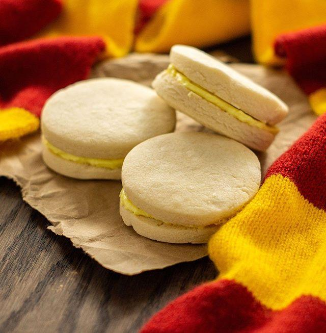 """<p>These biscuits from Fred and George's shop, Weasleys' Wizard Wheezes, may appear to simply be Custard Creams, but when eaten, they transfigure the eater into a large canary. Because... of course they do.</p><p>Canary Creams appear in Harry Potter And The Goblet Of Fire.</p><p><a href=""""https://www.instagram.com/p/B-XjsjQlXlK/"""">See the original post on Instagram</a></p>"""