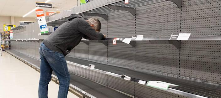 Grocery stores are preparing for a second wave of panic buying — you should, too