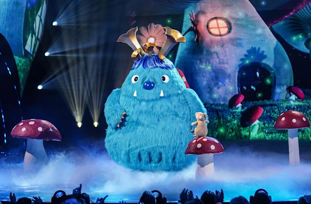 Is Cee Lo really Monster (ITV)