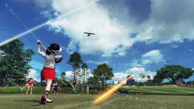 'Everybody's Golf' adds fishing, buggies this August