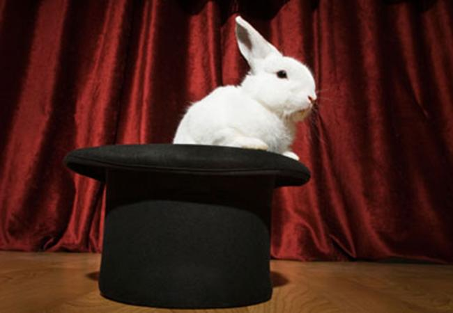 """<div class=""""caption-credit"""">Photo by: RubberBall/Alamy</div><div class=""""caption-title""""></div>3. Did he pull a rabbit out of it during the ceremony? <br>"""