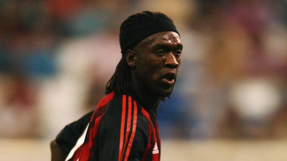 Clarence Seedorf | Shaun Botterill/Getty Images