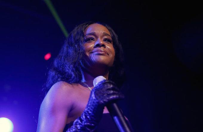Azealia Banks Shelves 'Fantasea II' After 'Wild 'N Out' Incident