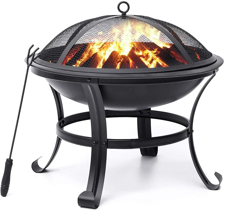 "<p>This top-rated firepit won't break the bank. </p> <p><strong>BUY IT:</strong> $60; <a href=""https://www.amazon.com/KingSo-Outdoor-Camping-Bonfire-Backyard/dp/B07RKNCDN6/ref=as_li_ss_tl?ie=UTF8&linkCode=ll1&tag=slorderoneofthesefirepitsonlineghaynes0620-20&linkId=2fb88df9f21554b59e4b7f17f2c6498c&language=en_US"" rel=""nofollow noopener"" target=""_blank"" data-ylk=""slk:amazon.com"" class=""link rapid-noclick-resp"">amazon.com</a></p>"