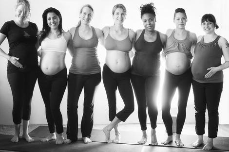 6 prenatal yoga tips that prepare you for labor