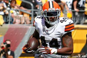 Raymond Summerlin examines players that saw their fantasy football stock rise or fall in Week 5