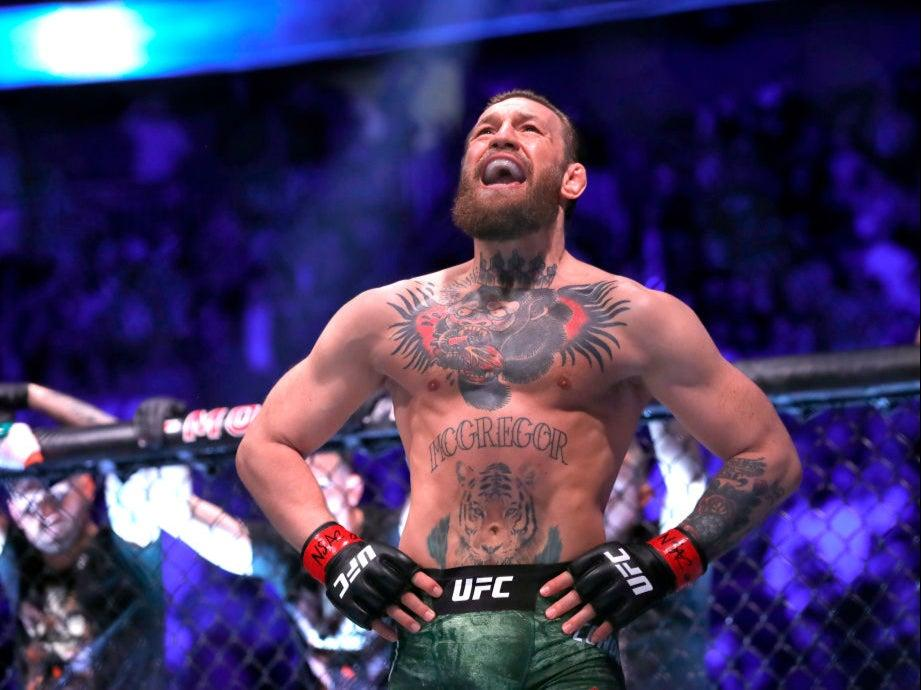 McGregor will be back in JanuaryGetty