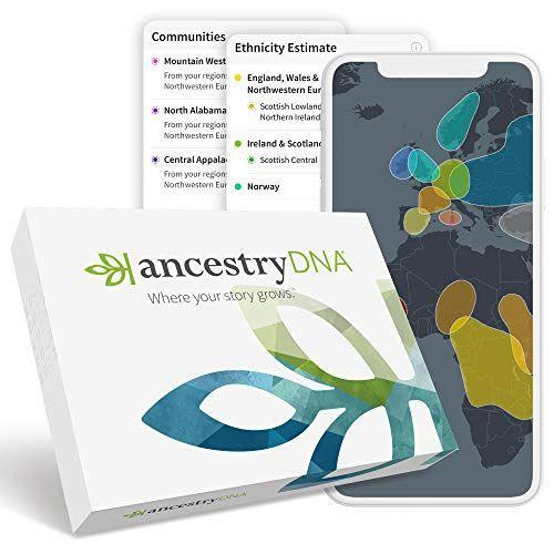 """<p><strong>AncestryDNA</strong></p><p>amazon.com</p><p><strong>$99.00</strong></p><p><a href=""""https://www.amazon.com/dp/B00TRLVKW0?tag=syn-yahoo-20&ascsubtag=%5Bartid%7C10055.g.29263705%5Bsrc%7Cyahoo-us"""" rel=""""nofollow noopener"""" target=""""_blank"""" data-ylk=""""slk:Shop Now"""" class=""""link rapid-noclick-resp"""">Shop Now</a></p><p>Give them the gift of knowledge. This kit lets them map their DNA story to see where else in the world their family name pops up.</p>"""