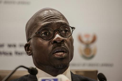 S. Africa new finance minister vows to enforce ANC policies