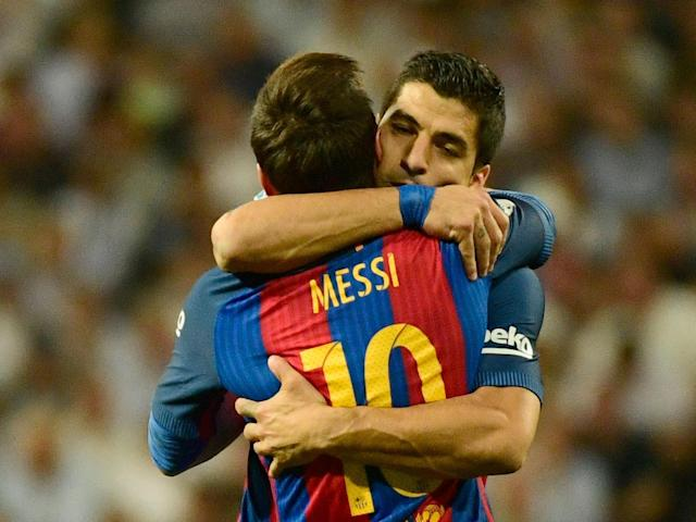 Lionel Messi put in a match-winning display to beat Real Madrid: AFP