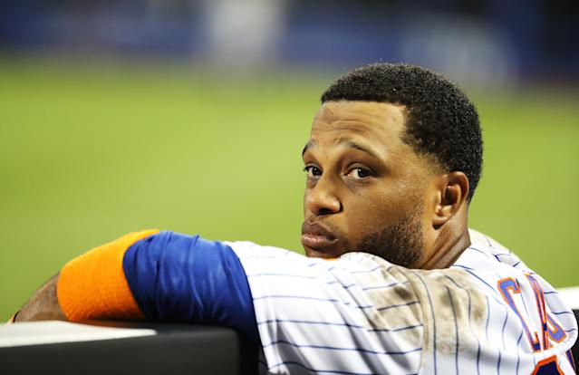 "Whether they like it or not, <a class=""link rapid-noclick-resp"" href=""/mlb/players/7497/"" data-ylk=""slk:Robinson Cano"">Robinson Cano</a> will probably be a Met for the remainder of his career."
