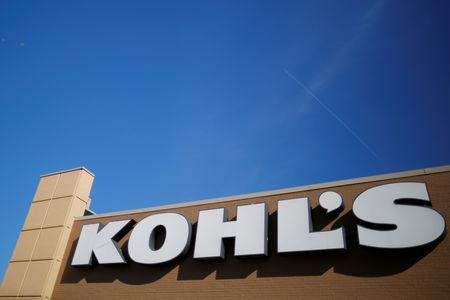 FILE PHOTO - A sign marks a Kohl's store in Medford