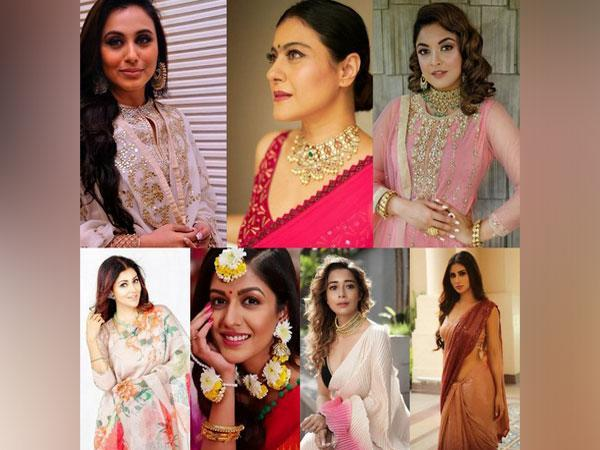 Bollywood and TV actors (Image source: Instagram)