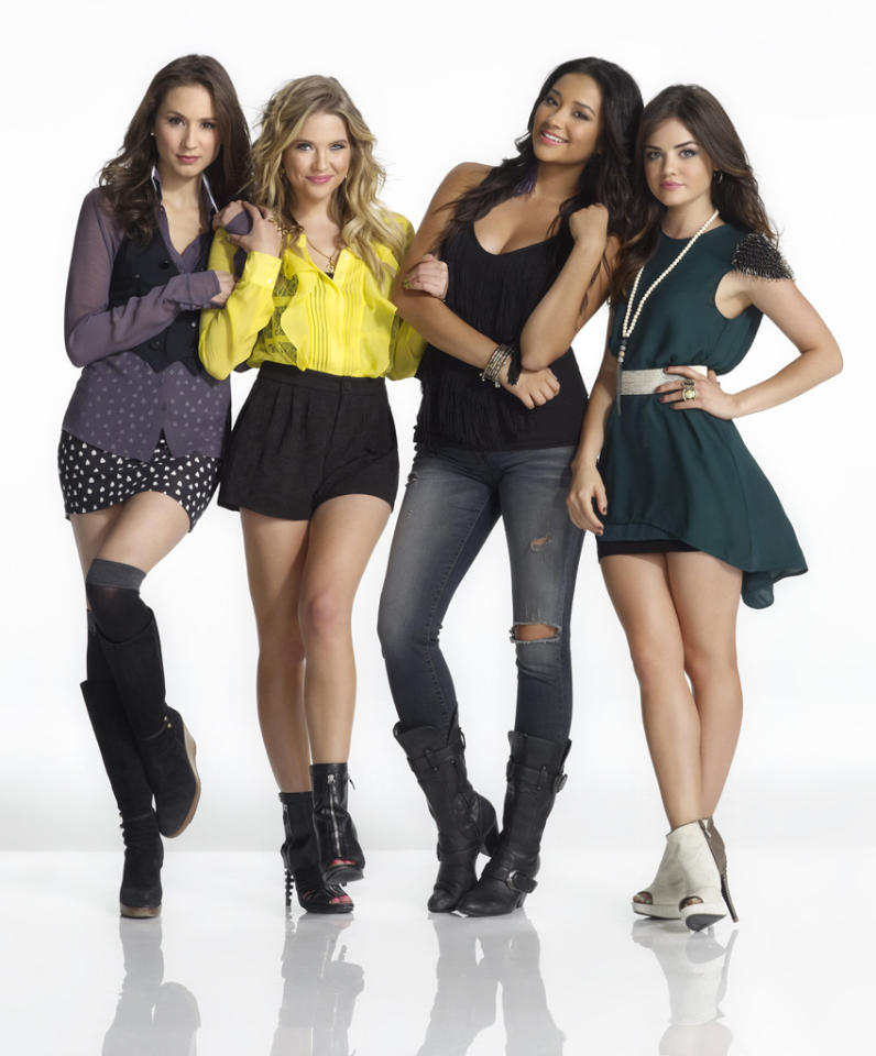 "<P><B>""Pretty Little Liars"" (ABC Family)</b><br> <br><B>Returns June 5</b> <br> <br>It seems like this show just finished a season ... not that we're complaining. But we almost need some more time to process all of the insanity that we saw just a few months ago, what with Mona being A -- or at least working for A -- and Maya's body being found. But the impatient side of us is glad to hop back on this crazy train. </P>"
