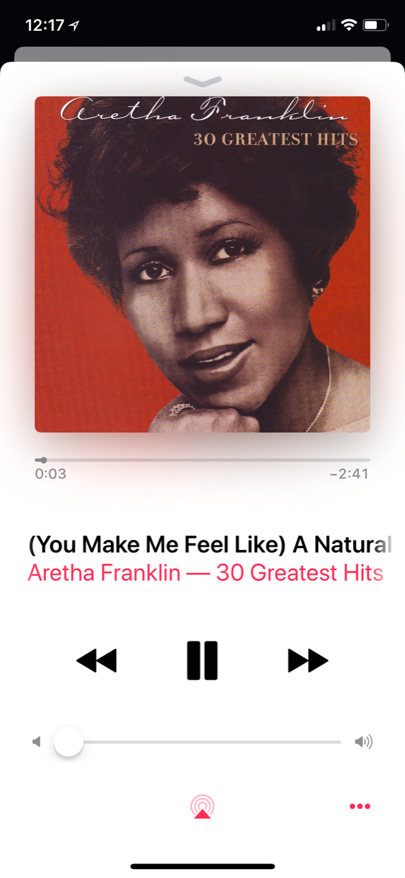 "<p>Though her vocals were nearly unparalleled, the late <a href=""https://www.amazon.com/Respect-Aretha-Franklin-David-Ritz-ebook/dp/B00IRIR7IA?tag=syn-yahoo-20&ascsubtag=%5Bartid%7C10072.g.23118484%5Bsrc%7Cyahoo-us"" rel=""nofollow noopener"" target=""_blank"" data-ylk=""slk:Aretha Franklin"" class=""link rapid-noclick-resp"">Aretha Franklin</a> didn't praise them. ""I knew I could sing a <em>little </em>bit,"" <a href=""https://www.elle.com/culture/music/a22748379/aretha-franklin-tribute-legend/"" rel=""nofollow noopener"" target=""_blank"" data-ylk=""slk:she humbly told Barbara Walter in 2008."" class=""link rapid-noclick-resp"">she humbly told Barbara Walter in 2008.</a> </p><p><a class=""link rapid-noclick-resp"" href=""https://go.redirectingat.com?id=74968X1596630&url=https%3A%2F%2Fitunes.apple.com%2Fus%2Falbum%2Farethas-gold%2F757143287&sref=https%3A%2F%2Fwww.oprahmag.com%2Fentertainment%2Fg23118484%2Fbest-happy-songs%2F"" rel=""nofollow noopener"" target=""_blank"" data-ylk=""slk:Listen Now"">Listen Now</a></p>"