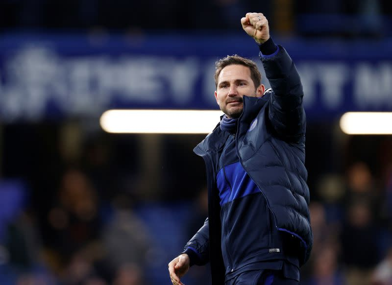 Lampard excited by Werner signing