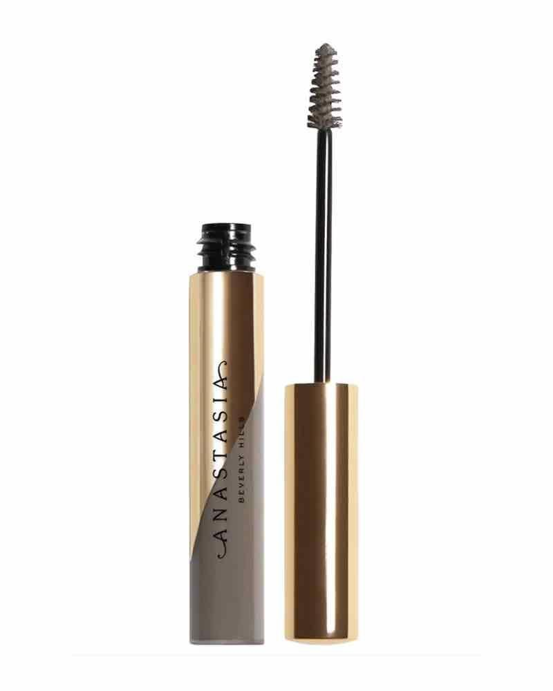 """<p><strong>Anastasia Beverly Hills</strong></p><p>sephora.com</p><p><strong>$9.00</strong></p><p><a href=""""https://go.redirectingat.com?id=74968X1596630&url=https%3A%2F%2Fwww.sephora.com%2Fproduct%2Fdip-brow-gel-P441838&sref=https%3A%2F%2Fwww.oprahmag.com%2Fbeauty%2Fskin-makeup%2Fg32683991%2Fbest-eyebrow-gel%2F"""" rel=""""nofollow noopener"""" target=""""_blank"""" data-ylk=""""slk:SHOP NOW"""" class=""""link rapid-noclick-resp"""">SHOP NOW</a></p><p>Don't be deceived by the color you see through the bottle. This shade of """"taupe"""" is the perfect hue for blondes with cool undertones, says Thomas. For blondes with warm or gold undertones, try the regular """"blonde"""" shade. </p>"""
