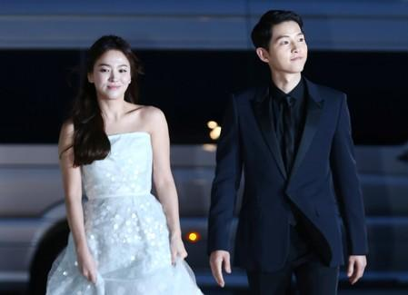 Song Hye-Kyo Makes Statement On Divorce From Song Joong-Ki