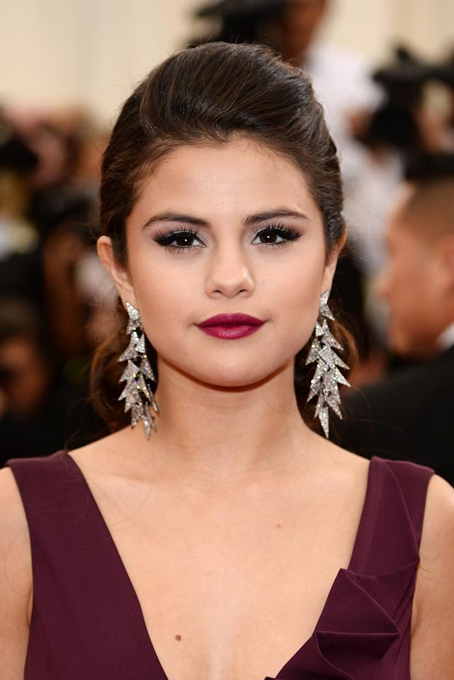 <p>Selena Gomez cancelled her sell-out tour back in August 2016 in order to focus on her mental health. The singer has struggled with anxiety and depression in the past. <em>[Photo: PA]</em> </p>