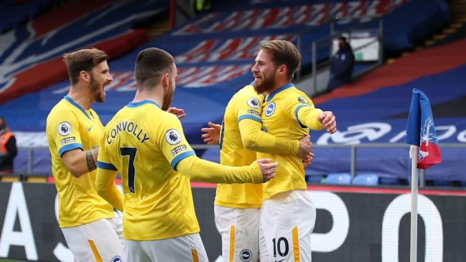 Crystal Palace v Brighton & Hove Albion - Premier League | Pool/Getty Images