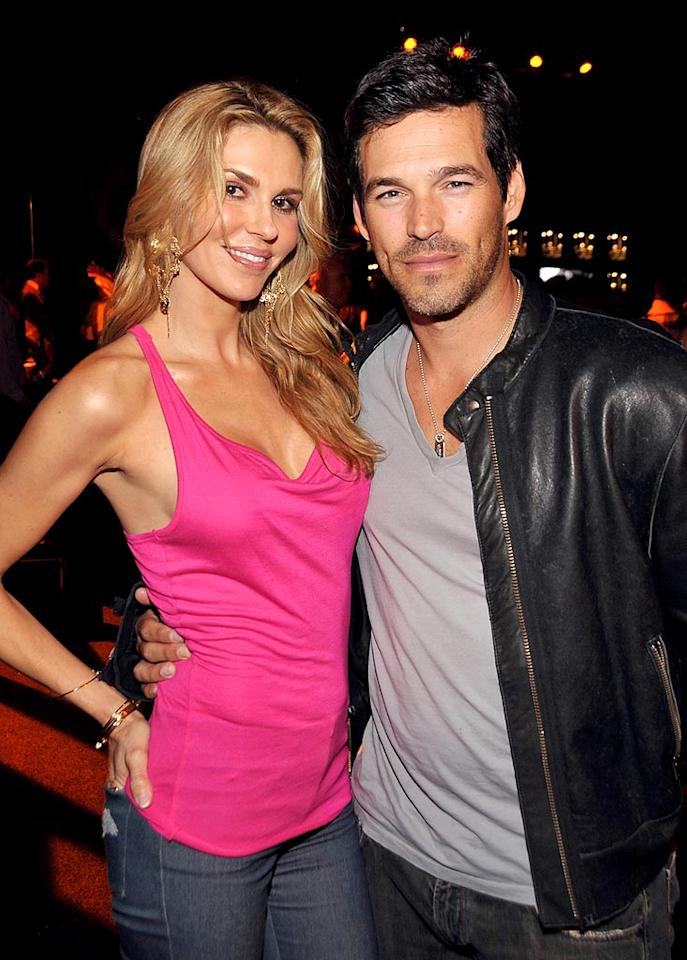 """Eddie Cibrian's eight-year marriage to Brandi Glanville also fell apart thanks to his relationship with Rimes. Glanville, who has two sons with the """"CSI: Miami"""" actor, filed for divorce in August. John Shearer/<a href=""""http://www.wireimage.com"""" target=""""new"""">WireImage.com</a> - May 5, 2009"""