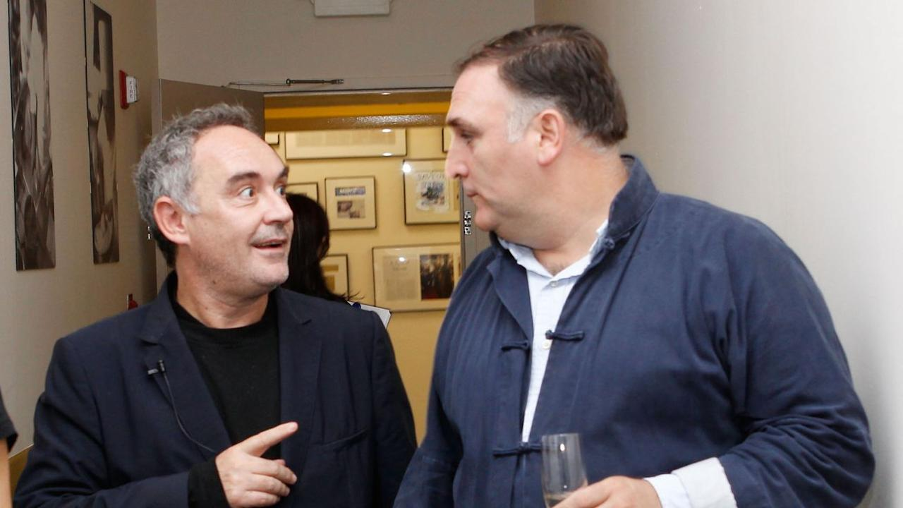José Andrés Taps El Bulli Chef Brothers for Massive NYC Food Hall