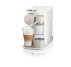 """<p><strong>Nespresso</strong></p><p>amazon.com</p><p><strong>$419.99</strong></p><p><a href=""""https://www.amazon.com/dp/B079W93GGX?tag=syn-yahoo-20&ascsubtag=%5Bartid%7C10055.g.29069348%5Bsrc%7Cyahoo-us"""" rel=""""nofollow noopener"""" target=""""_blank"""" data-ylk=""""slk:Shop Now"""" class=""""link rapid-noclick-resp"""">Shop Now</a></p><p><strong>The Lattisima line takes the guesswork out of frothing milk. </strong>While still delivering big flavor using Nespresso's trusted brewing method and capsules, it also automatically froths milk for your espresso-based drink. With the Lattissima One, you can choose from a cappuccino or a latte macchiato by adding milk to the container and pressing the milk frothing button. <a href=""""https://www.amazon.com/Nespresso-EN650W-Lattissima-Original-Frotherby/dp/B07WLK246P/ref=sr_1_1?tag=syn-yahoo-20&ascsubtag=%5Bartid%7C10055.g.29069348%5Bsrc%7Cyahoo-us"""" rel=""""nofollow noopener"""" target=""""_blank"""" data-ylk=""""slk:The Gran Lattissima"""" class=""""link rapid-noclick-resp"""">The Gran Lattissima</a> operates similarly, but allows you to choose from nine different drink options with the single touch of a button. Choose from three different espresso sizes (ristretto, espresso, or lungo) and six different milk options (cappuccino, flat white, latte macchiato, caffe latte, hot foam, or hot milk). </p><p>In our tests, we liked not having to figure out how much milk we should use for certain drinks or how much foam to make, but we found that the milk-based drinks weren't always consistent. Plus, while the milk container was easy to use, it was a little hard to clean especially if you forgot to refrigerate the extra portion right away.</p>"""