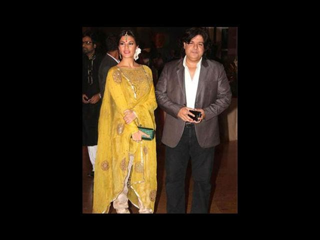 <b>5. Sajid Khan and Jacqueline Fernandez</b><br>Director-actor and Farah Khan's brother Sajid Khan is dating the former Miss Sri Lanka and B-town hottie Jacqueline. If sources are to be believed, Sajid even met her parents over an intimate dinner to take their relationship to the next level. Hoping they take some time off their booming careers and think about marrying this year.