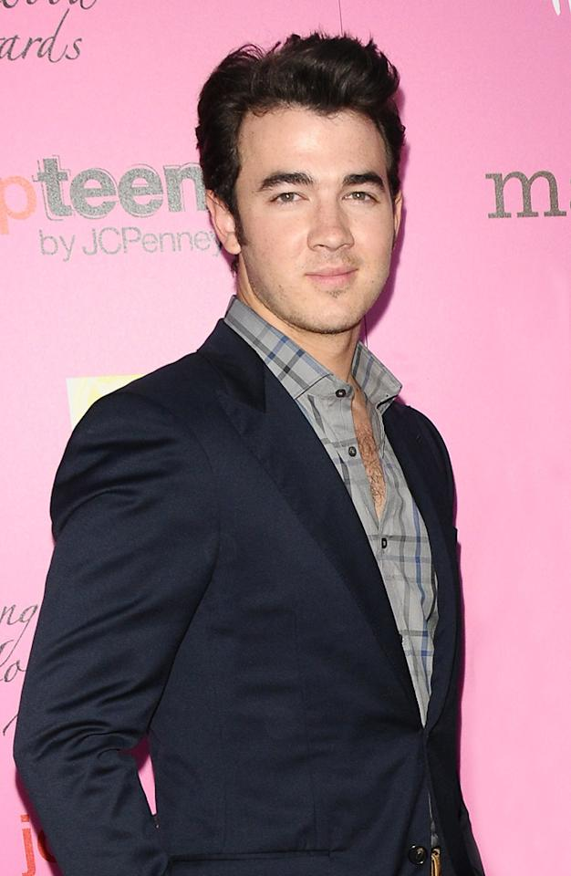 "Kevin Jonas Birthdate: November 5, 1987  While all of the Jonas Brothers like to experiment with their style, only Kevin falls under the sign of the Rabbit. Another Rabbit trait he embodies is being considerate. For celebs, the Jo Bros have built up a rep for being rather kind and polite! Jason LaVeris/<a href=""http://www.filmmagic.com/"" target=""new"">FilmMagic.com</a> - May 13, 2010"