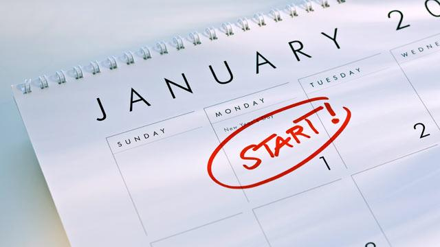 5 Reasons Why Your New Year's Resolution Will Fail