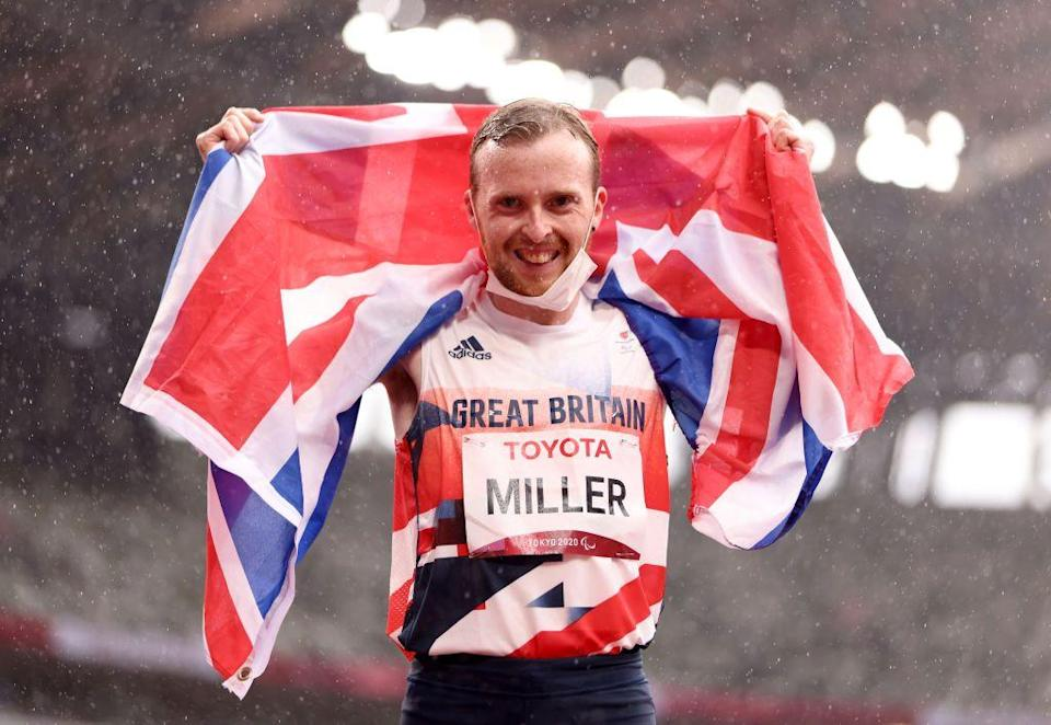 <p>Owen Miller's first Paralympics and he secured a stellar gold medal for Team GB in the men's 1500 T20. <br></p>