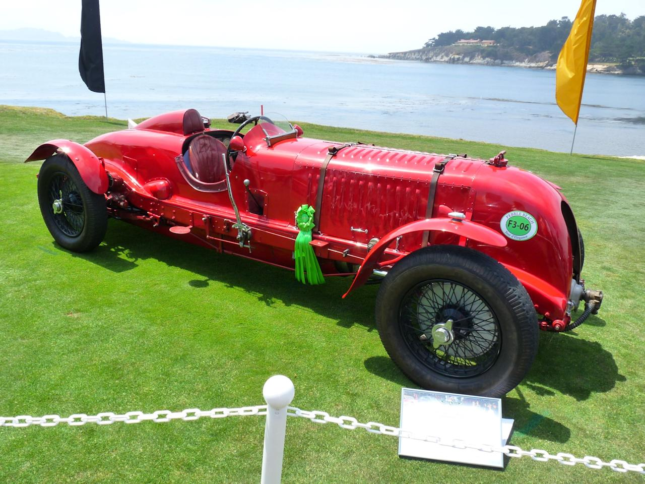 <p>The 1929 Supercharged 'Blower' Bentley featured in three James Bond 007 films – Casino Royale, Live and Let Die and Moonraker. It sold for £6,088,926 in June 2012. (Picture: Flickr/Craig Howell) </p>