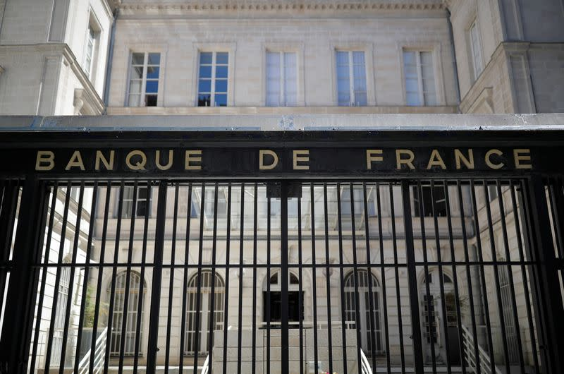 French economic activity runs 7% below normal level in July - Bank of France