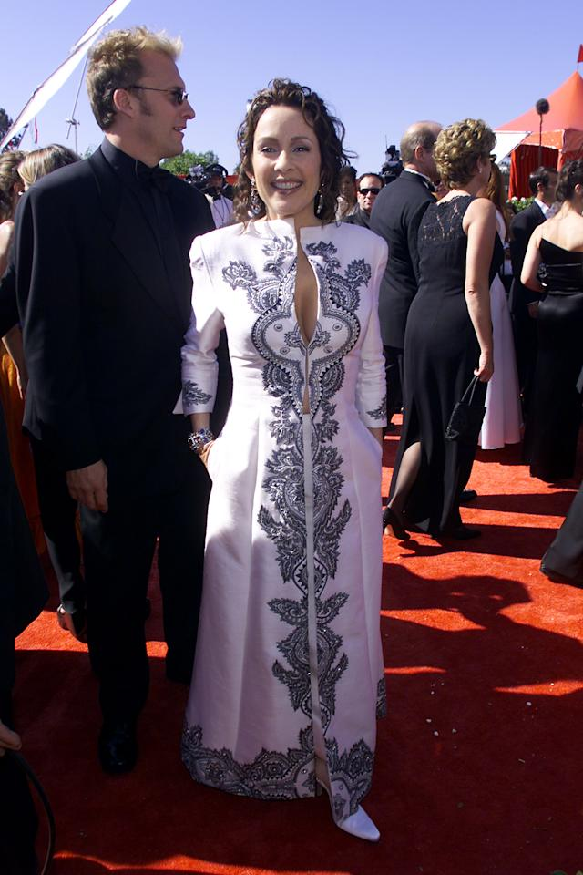 Patricia Heaton of 'Everybody Loves Raymond' at the 1999 Emmy Awards held in Los Angeles, CA 9/13/99  Photo by Frank Micelotta/Getty Images