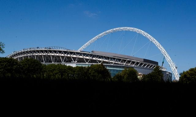Wembley will host both semi-finals and the final of Euro 2020. (John Walton/PA)