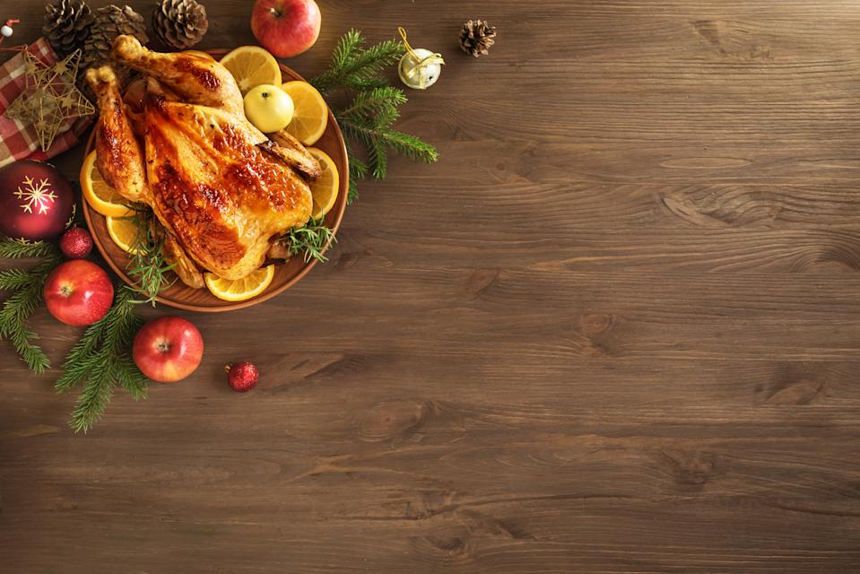 A woman charges her family £40 a head for Christmas dinner, but is she in the right? [Photo: Getty]