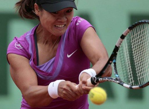 China's Li Na admits she is relieved to be the forgotten woman at Wimbledon