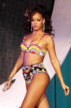 Rihanna Cancels Second Sweden Concert Due to Exhaustion