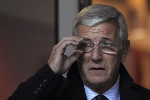 Marcello Lippi has taken over as manager at China's Guangzhou Evergrande