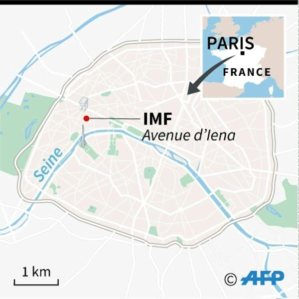 Letter bomb targets IMF in Paris