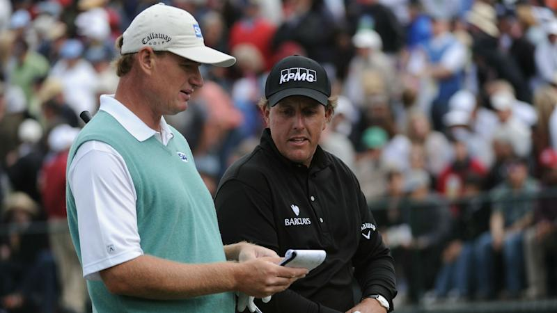 Mickelson, Els set to make 100th major start